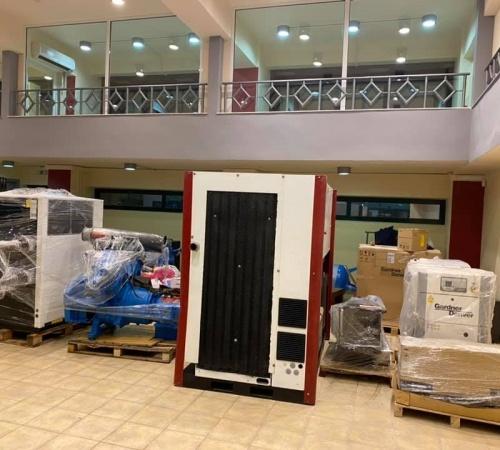 H DGH S.A ανοίγει τις πόρτες του νέου κέντρου προϊόντων & συντήρησης στην Αθήνα